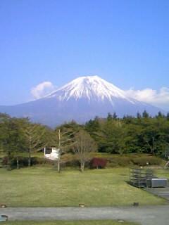 富士山ツーリング